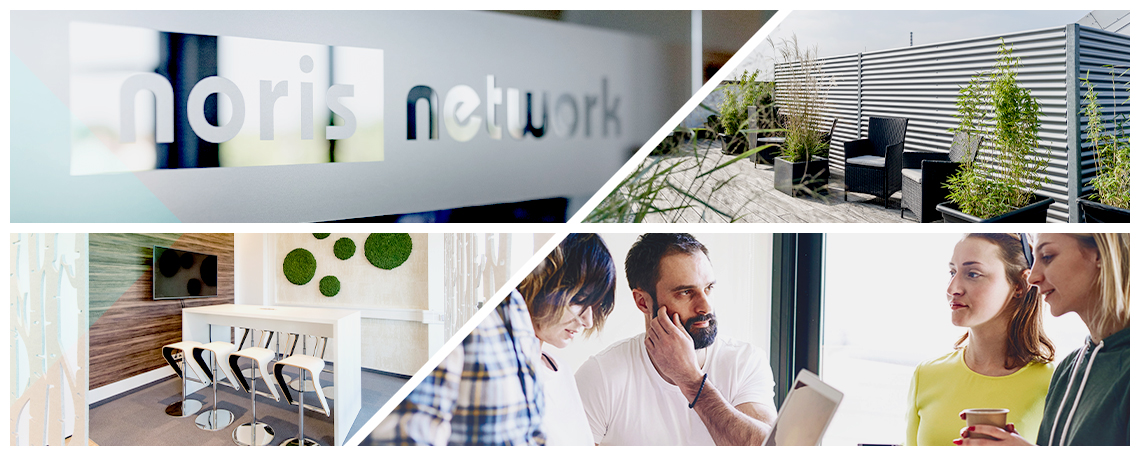 Headerbild noris network AG - Junior Security IT Engineer / Analyst (w/m/d) - 7455469